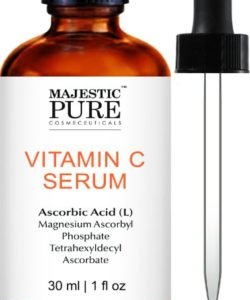 Majestic Pure Vitamin C Serum L-ascorbic Acid for Age Spots