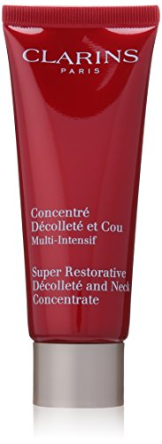 Clarins Super Restorative Decollete and Neck Concentrate for Unisex, 2.4 Ounce