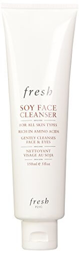 Fresh Cleanser, 150ml Soy Face Cleanser for Women