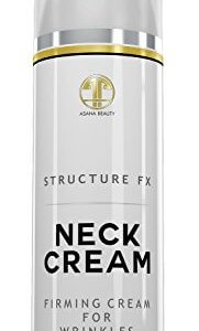 NeuCeutica Neck, Decollete Firming Cream - Tighten and Moisturize, Anti Wrinkle, Anti Aging, 3.3 Ounce