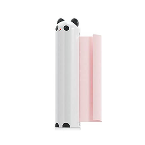 "momoup Makeup Blotting Papers Oil Absorbing Paper Sheet Roll for Face - 2.75"" X 275"" - Panda"