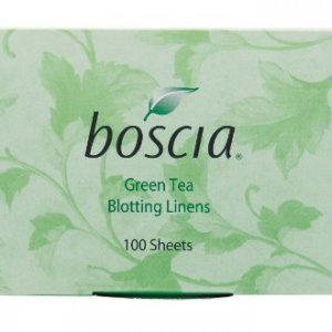 Boscia Green Tea Blotting Linens, 100 Count