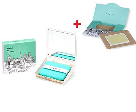 [Too Cool for School] Dinoplatz Dear Brachiosaurus Oil Blotting Paper + Refill