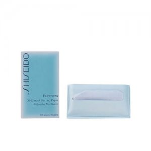 Shiseido Pureness Oil Control Blotting Paper, 100 Count