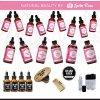 Rose Water Toner - 100% Organic Natural Moroccan Rosewater (Chemical Free) - 4 oz