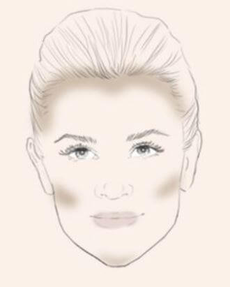 Step by Step Guide For Highlighting and Contouring Makeup According to Your Face Shape