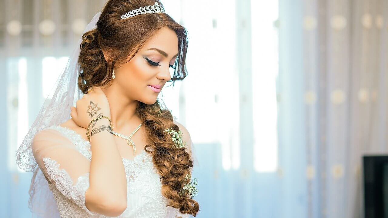 The Best Hairstyle for your Wedding Day • Our Best Skin Care Blog